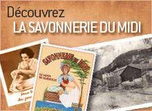 Découvrez La Savonnerie du Midi